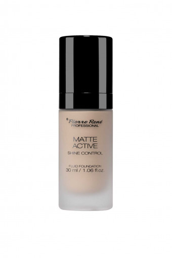 MATTE ACTIVE FLUID FOUNDATION NEW