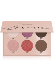 EYESHADOW PALETTE 6th sense no. 04 Flooded Purples