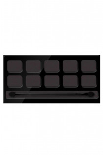 Blank case of 10 eyeshadow Palette Match System