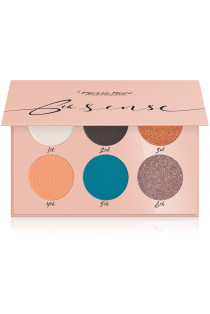 EYESHADOW PALETTE 6th sense no. 07 Salmon Tangle