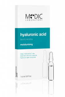 HYALURONIC ACID AMPOULES MEDIC