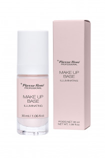 Illuminating make up base